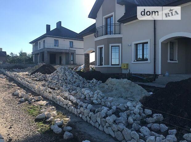 двухэтажный дом с камином, 230 кв. м, кирпич. Продажа в Великих Гаях (Тернопольская обл.) фото 1