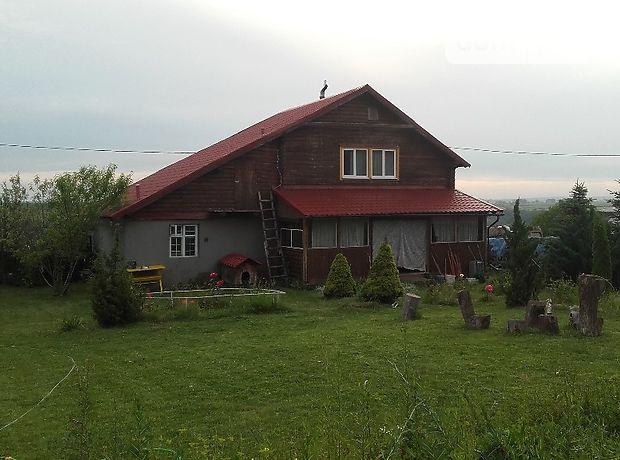 двухэтажный дом с камином, 125 кв. м, брус. Продажа в Великом Глубочке (Тернопольская обл.) фото 1