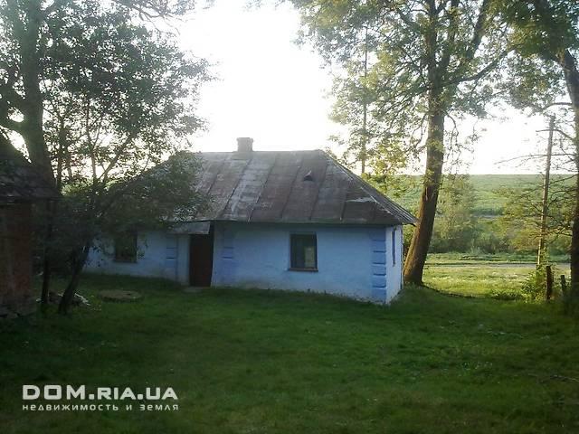 одноэтажный дом с садом, 50 кв. м, глинобитный. Продажа в Забойках (Тернопольская обл.) фото 1