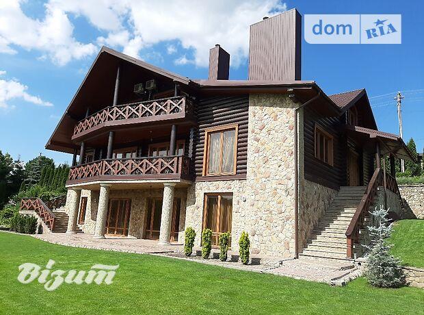 трехэтажный дом с камином, 555 кв. м, кирпич. Продажа в Тернополе фото 1