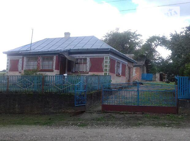 одноэтажный дом с садом, 95 кв. м, бутовый камень. Продажа в Тернополе фото 1