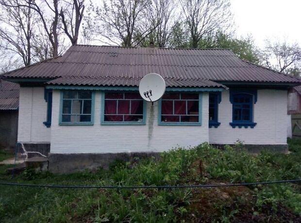 одноэтажный дом с верандой, 54 кв. м, кирпич. Продажа в Гнаткове (Винницкая обл.) фото 1
