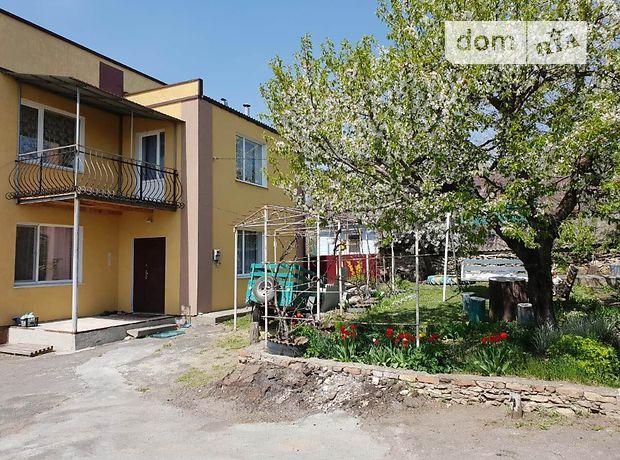 двоповерховий будинок з садом, 130 кв. м, цегла. Продаж в Томашполі, район Томашпіль фото 1