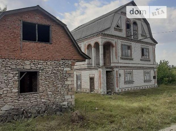 двоповерховий будинок, 150 кв. м, цегла. Продаж в Томашполі, район Томашпіль фото 1