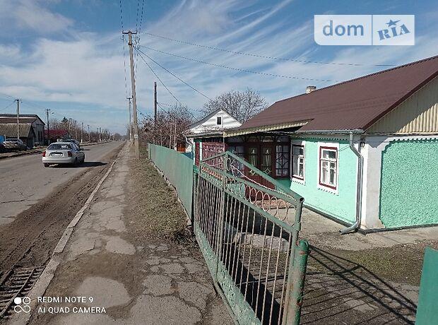 одноэтажный дом с гаражом, 70 кв. м, шлакоблок. Продажа в Вапнярке (Винницкая обл.) фото 1