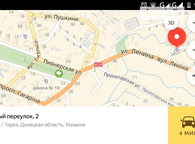 Продажа дома, 60м², Донецкая, Торез, р‑н.Торез, Восточный, дом 6