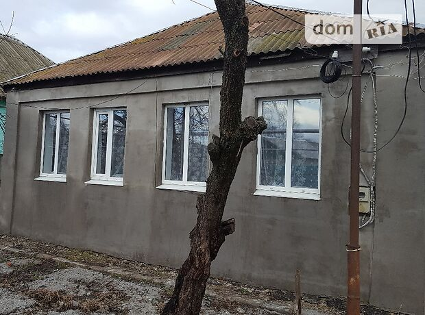 одноэтажный дом с садом, 62 кв. м, дерево и кирпич. Продажа в Троицком район Троицкое фото 1