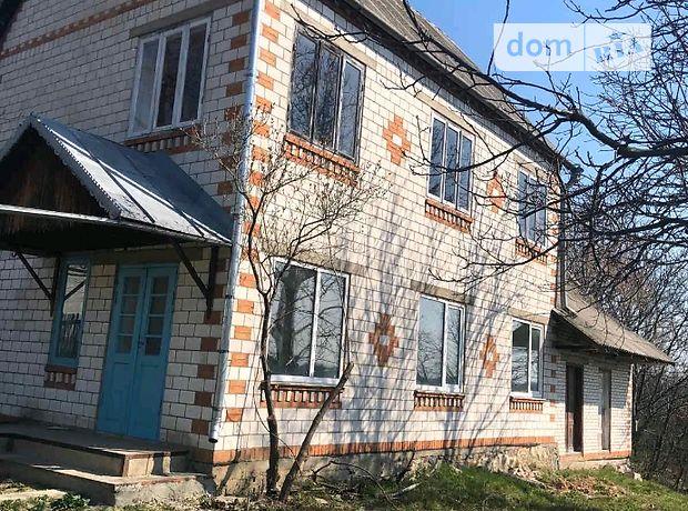 двоповерховий будинок з каміном, 100 кв. м, цегла. Продаж в Тростянці, район Тростянець фото 1