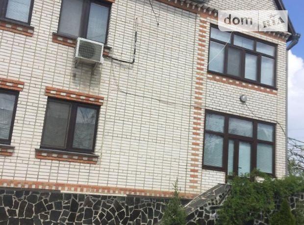 двоповерховий будинок з каміном, 200 кв. м, цегла силікатна. Продаж в Тростянці, район Тростянець фото 1