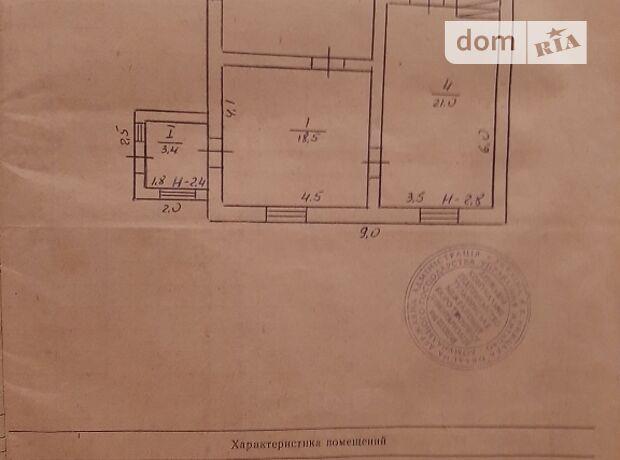 одноповерховий будинок, 84 кв. м, цегла. Продаж у Тростянці фото 1
