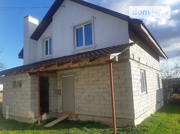 двухэтажный дом с камином, 142 кв. м, пенобетон. Продажа в Трускавце фото 1