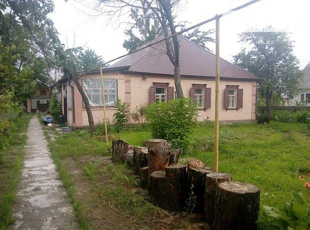 одноэтажный дом с садом, 110 кв. м, кирпич. Продажа в Лисковке (Днепропетровская обл.) фото 1