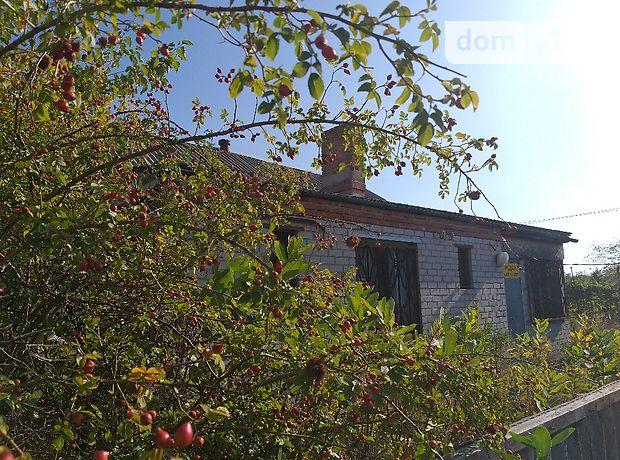 одноповерховий будинок з садом, 50 кв. м, цегла. Продаж в Царичанці, район Царичанка фото 1