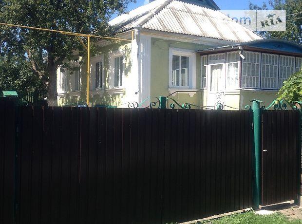одноповерховий будинок з садом, 80 кв. м, цегла. Продаж в Холодівці (Вінницька обл.) фото 1