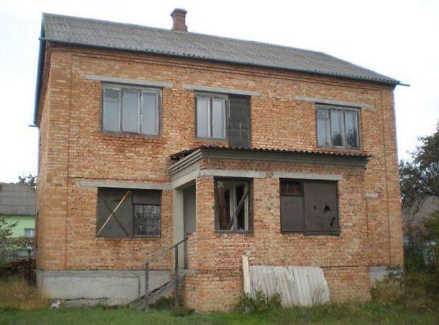двоповерховий будинок з верандою, 150 кв. м, цегла. Продаж в Мазурівці (Вінницька обл.) фото 1
