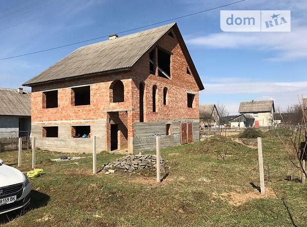 двухэтажный дом с подвалом, 240 кв. м, кирпич. Продажа в Буштыне (Закарпатская обл.) фото 1