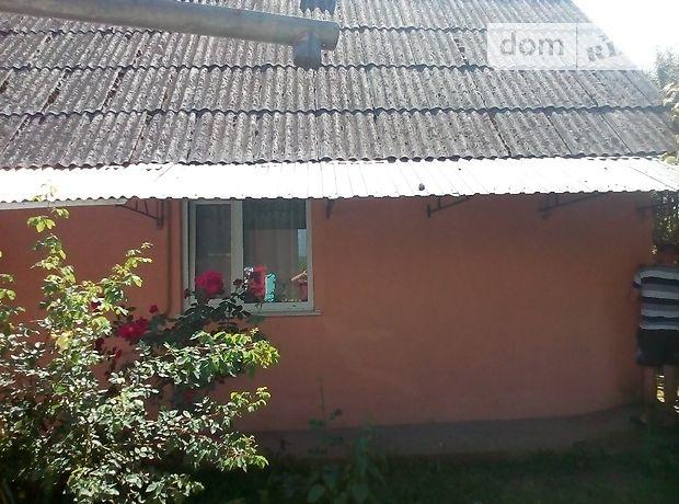 одноэтажный дом с садом, 51 кв. м, дерево и кирпич. Продажа в Тересве (Закарпатская обл.) фото 1