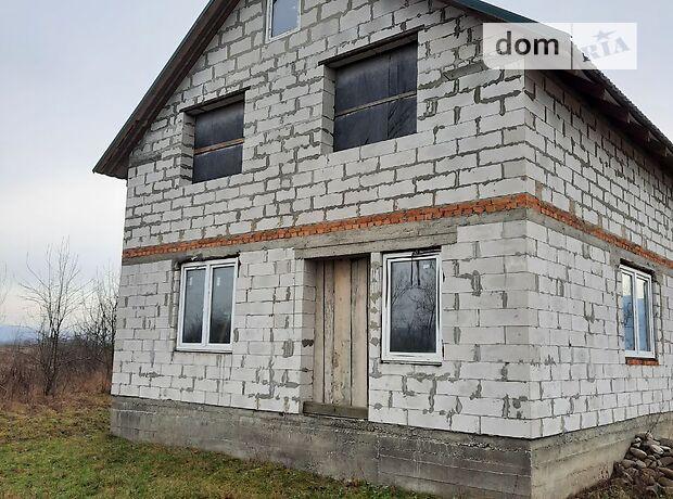 одноэтажный дом, 144.2 кв. м, пеноблок. Продажа в Тячеве район Тячев фото 1