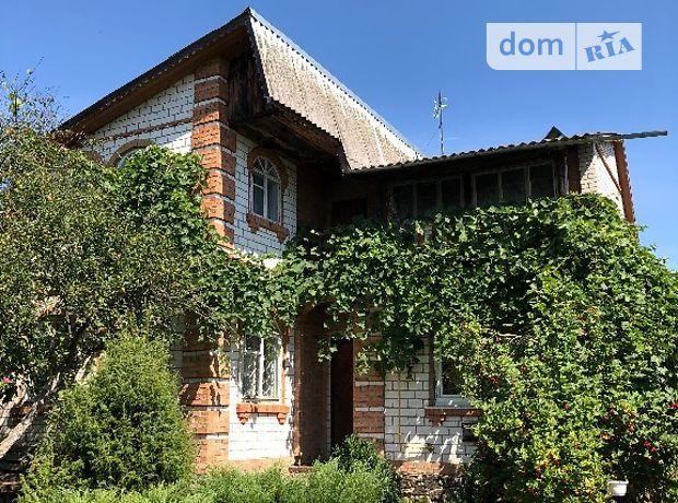 двоповерховий будинок з каміном, 120 кв. м, цегла саманна. Продаж в Яришівці (Вінницька обл.) фото 1