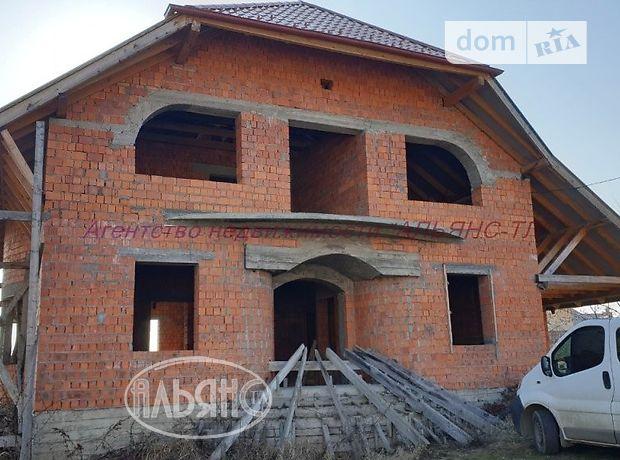 двухэтажный дом с гаражом, 299 кв. м, кирпич. Продажа в Ужгороде район БАМ фото 1