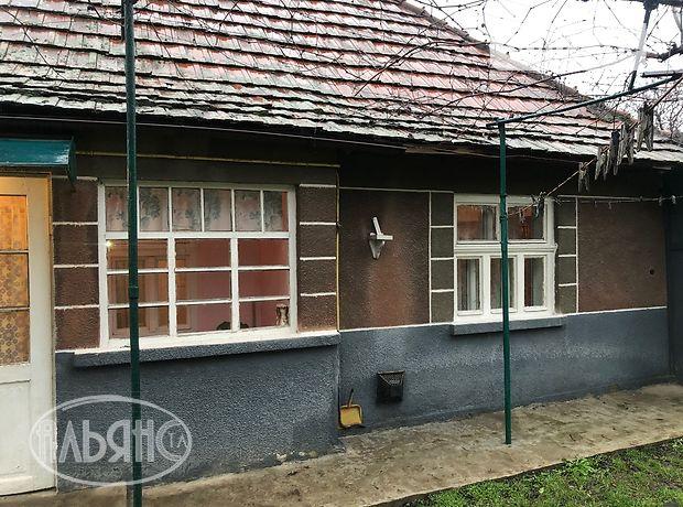 одноэтажный дом с садом, 47 кв. м, кирпич саманный. Продажа в Баранинцах (Закарпатская обл.) фото 1