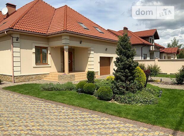 двухэтажный дом с камином, 283.7 кв. м, кирпич. Продажа в Баранинцах (Закарпатская обл.) фото 1