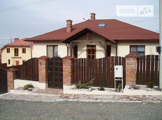 одноэтажный дом с камином, 150 кв. м, кирпич. Продажа в Ужгороде район Червеница фото 1