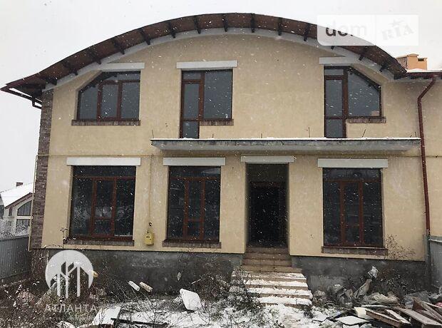 двухэтажный дом, 200 кв. м, кирпич. Продажа в Ужгороде район Червеница фото 1
