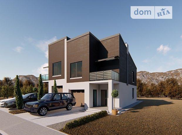 двухэтажный дом с балконом, 130 кв. м, кирпич. Продажа в Ужгороде район Червеница фото 1
