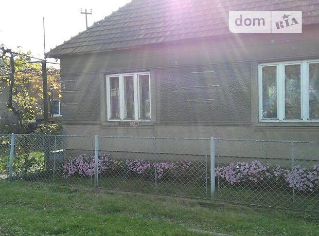 одноэтажный дом с садом, 105 кв. м, кирпич саманный. Продажа в Ужгороде район Горяны фото 1