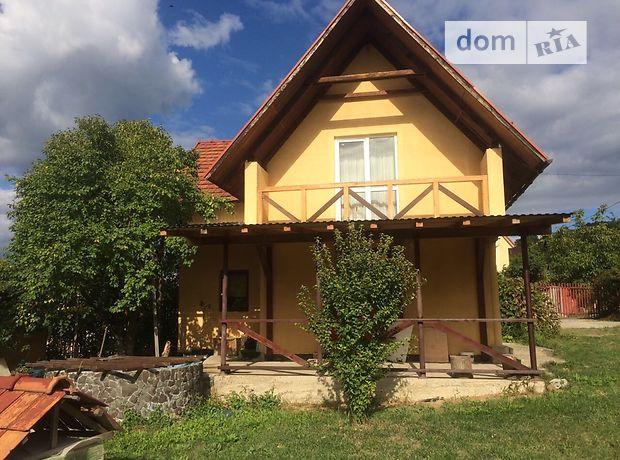 двухэтажный дом с камином, 73 кв. м, кирпич. Продажа в Ужгороде район Горяны фото 1
