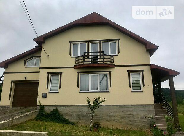 двухэтажный дом с камином, 260 кв. м, газобетон. Продажа в Каменице (Закарпатская обл.) фото 1
