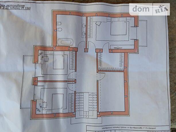 одноэтажный дом, 220 кв. м, кирпич. Продажа в Ужгороде район Компотный фото 1