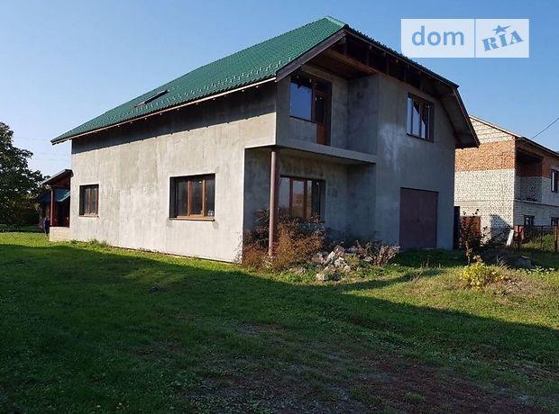 двухэтажный дом с садом, 250 кв. м, пеноблок. Продажа в Корытняны (Закарпатская обл.) фото 1