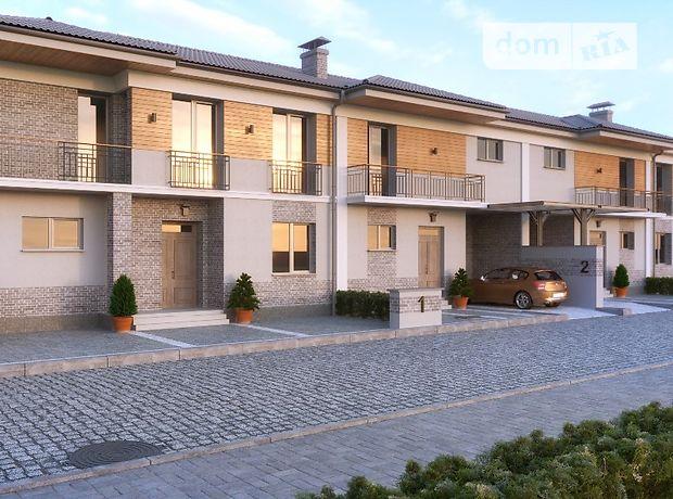 одноэтажный дом с террасой, 128 кв. м, пеноблок. Продажа в Минае (Закарпатская обл.) фото 1