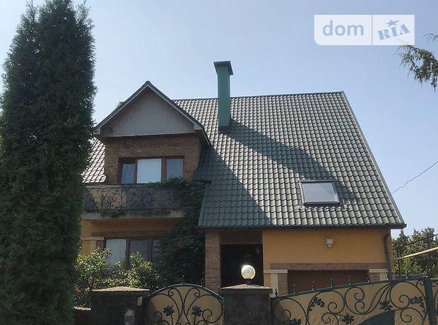 двухэтажный дом с камином, 250 кв. м, кирпич. Продажа в Минае (Закарпатская обл.) фото 1