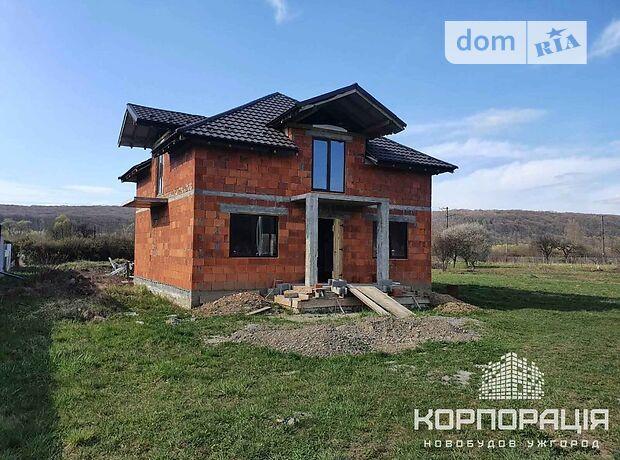 двухэтажный дом с балконом, 170 кв. м, кирпич. Продажа в Невицком (Закарпатская обл.) фото 1