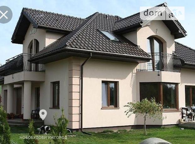 двухэтажный дом с камином, 200 кв. м, кирпич. Продажа в Невицком (Закарпатская обл.) фото 1