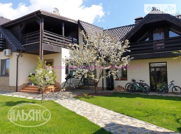 двухэтажный дом с камином, 295 кв. м, кирпич. Продажа в Ужгороде район Новый фото 1