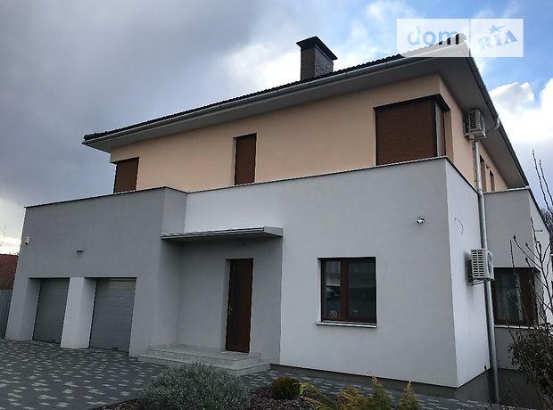 двухэтажный дом с камином, 300 кв. м, кирпич. Продажа в Ужгороде район Шахта фото 1