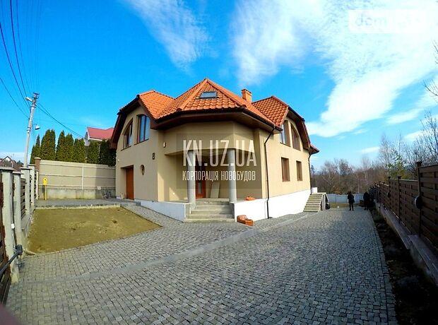 двухэтажный дом с камином, 296 кв. м, кирпич. Продажа в Ужгороде район Шахта фото 1