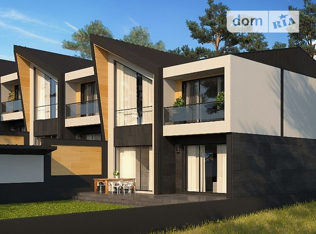 двухэтажный дом с террасой, 167 кв. м, кирпич. Продажа в Ужгороде район Шахта фото 1