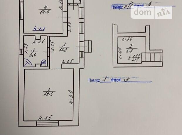 одноэтажный дом с террасой, 65 кв. м, кирпич. Продажа в Ужгороде район Шахта фото 1