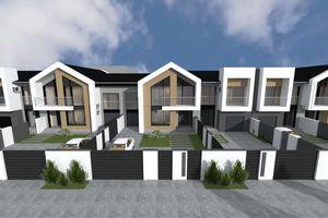 двухэтажный дом, 207 кв. м, монолитно-каркасный. Продажа в Сторожнице (Закарпатская обл.) фото 2