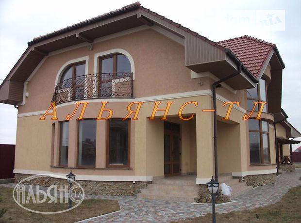 двухэтажный дом с камином, 350 кв. м, кирпич. Продажа в Сторожнице (Закарпатская обл.) фото 1