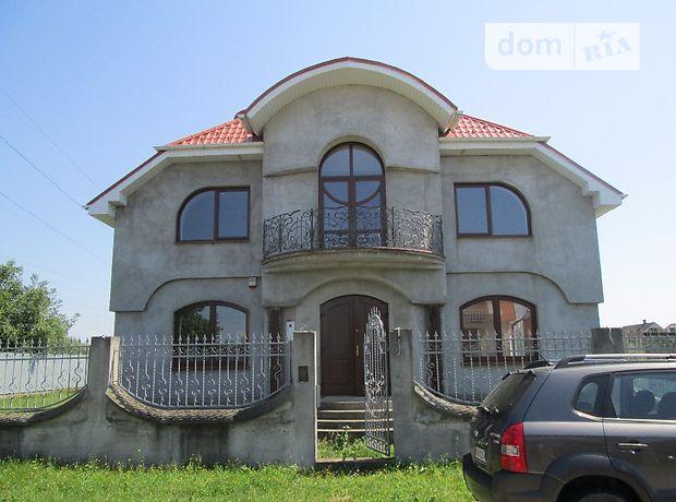 двухэтажный дом с камином, 195 кв. м, кирпич. Продажа в Сторожнице (Закарпатская обл.) фото 1