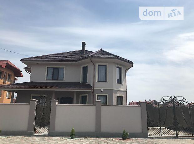 двухэтажный дом с камином, 200 кв. м, кирпич. Продажа в Сторожнице (Закарпатская обл.) фото 1