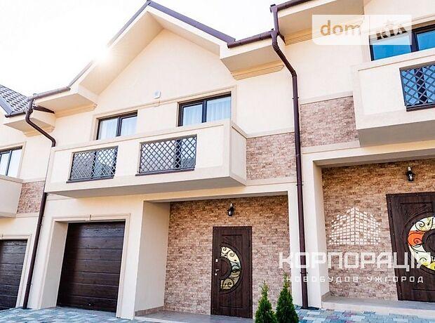 двухэтажный дом с балконом, 150 кв. м, кирпич. Продажа в Ужгороде район Центр фото 1