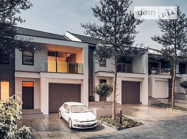 двухэтажный дом с террасой, 163 кв. м, кирпич. Продажа в Ужгороде район Червеница фото 1