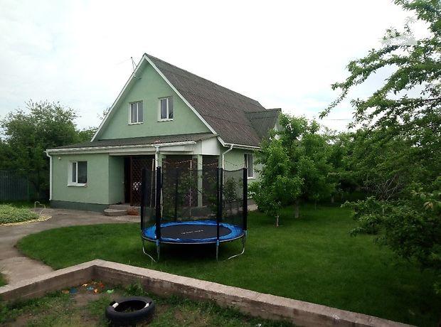 двоповерховий будинок з садом, 152 кв. м, ракушняк. Продаж в Данилівці (Київська обл.) фото 1